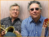 Peter Spitzer Jazz Duo
